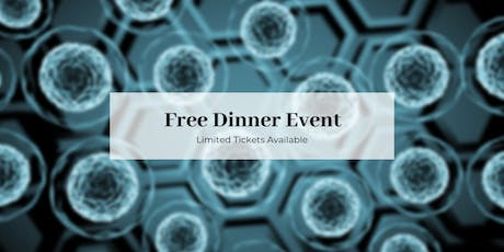 Stem Cell RAGE | FREE Dinner and Workshop with Dr. Chris Cox tickets