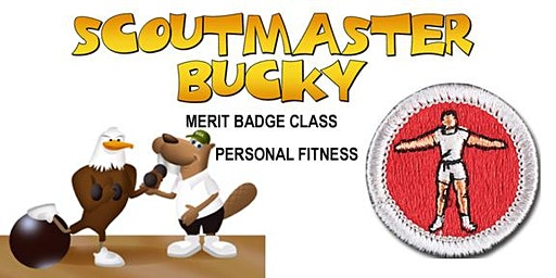Personal Fitness Merit Badge - 2020-02-15 - Saturday PM - Scouts BSA