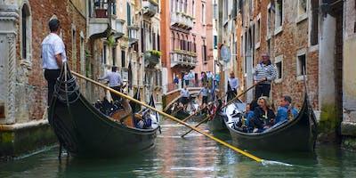 Rialto Bridge Dreams - Venice in Owosso