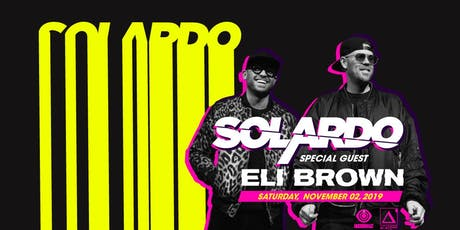 Solardo with Eli Brown tickets