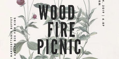 The Hickories Presents: Wood Fire Picnic tickets