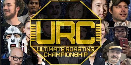 Ultimate Roasting Championship: Comedy Roast Battle In A Night Lounge billets
