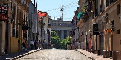 Visita Guiada a pie por San Telmo