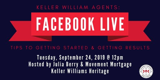 Facebook Live: Getting Started & Getting Results