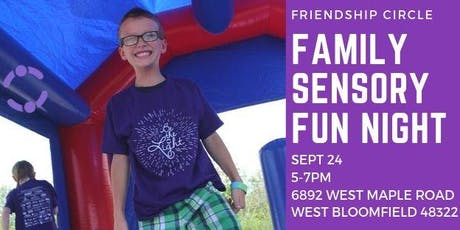 Friendship Circle Family Sensory Fun Day! tickets