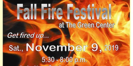 Fall Fire Festival at The Green Center tickets