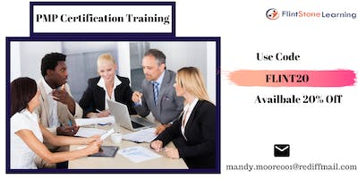 PMP Bootcamp training in Little Rock, AR