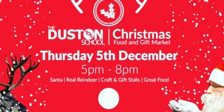 Christmas food and Gift Market tickets