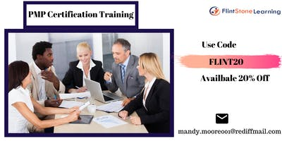 PMP Bootcamp training in Logan, UT