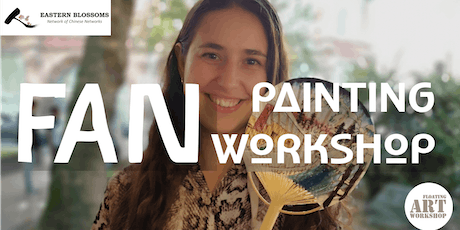 Fan Painting Workshop tickets