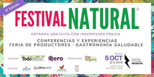 FESTIVAL NATURAL edición Primavera 2019