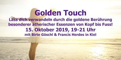Golden Touch - Ätherische Öle von Kopf bis Fuß