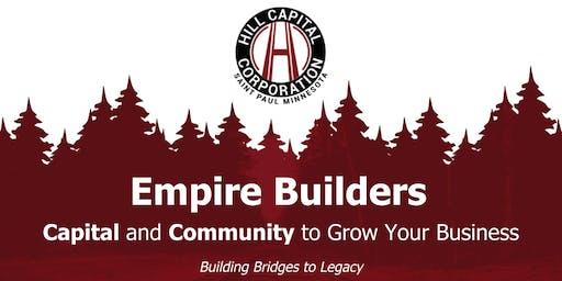 Empire Builders Social Hour