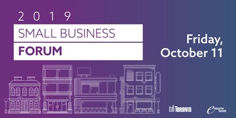 Small Business Forum - Oct 11 tickets
