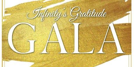 Infinity's 2019 Gratitude Gala tickets