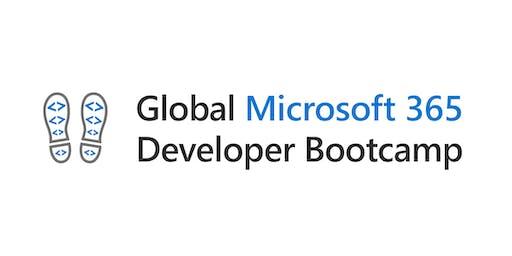 Global Microsoft  365 Developer Bootcamp 2019- Lagos,Nigeria.