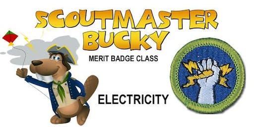 Electricity Merit Badge - 2020-02-15 - Saturday PM - Scouts BSA