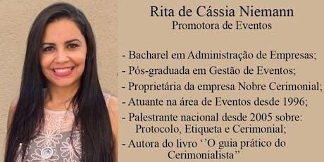 Curso de Organização de Formaturas / Belo Horizonte - MG ingressos