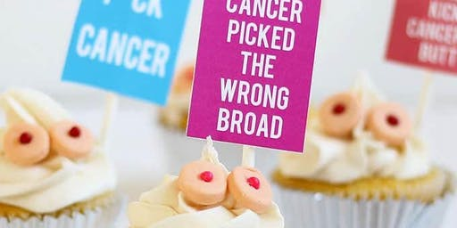 #WearItPink Fund-raising Day and Bake Off