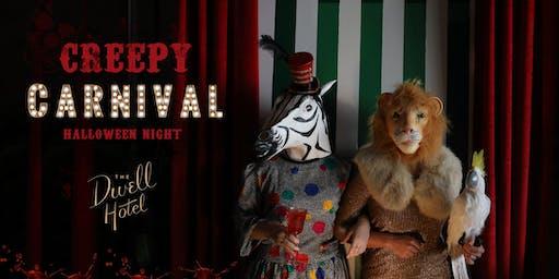 Creepy Carnival Halloween Party