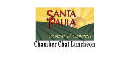 Chamber Chat Luncheon tickets
