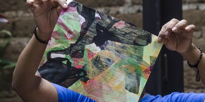 Taller de Reciclaje Experimental de Plástico
