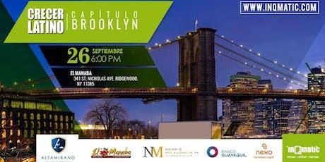 #CrecerLatino #Brooklyn: Marketing, Ventas y Finanzas para crecer negocios. entradas