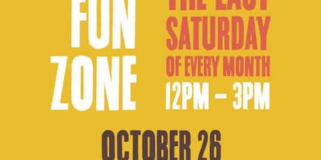 Free October Anaheim Kids Fun Zone Event  tickets