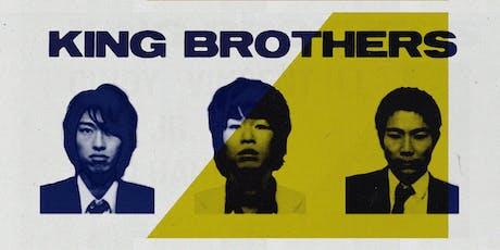 KING BROTHERS + CINDY + VINCENT H.L. + GABI JR. + MAN HANDS tickets