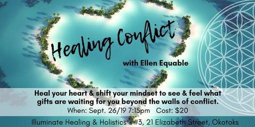Healing Conflict with Ellen Equable