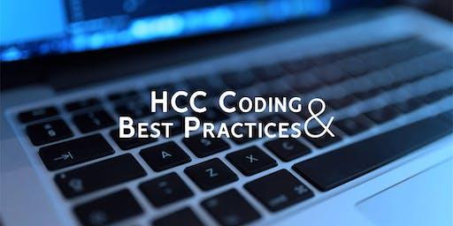 HCC Coding & Best Practices