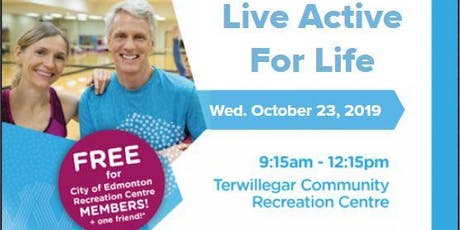 Live Active for Life - Older Adult Event 2019 tickets