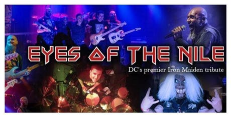 Eyes of the Nile - Iron Maiden Tribute tickets