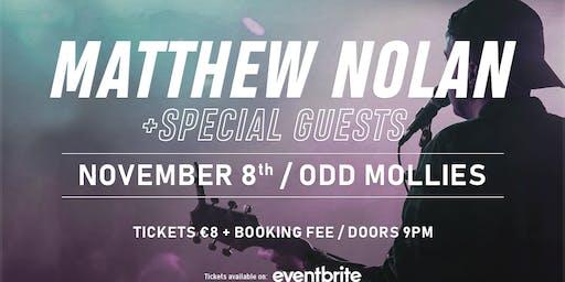 Matthew Nolan - Odd Mollies
