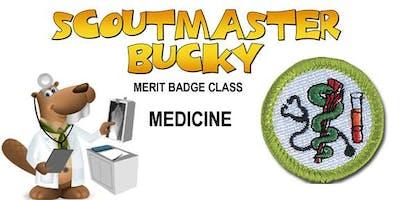 Medicine Merit Badge - 2020-02-15 - Saturday PM - Scouts BSA