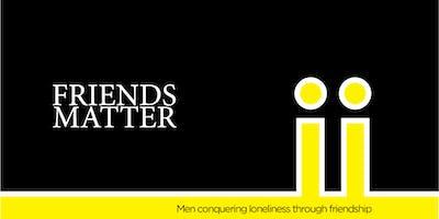 Friends Matter - Workshop Event on October 19th