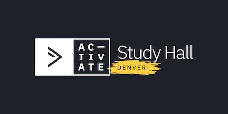 ActiveCampaign Study Hall | Denver tickets