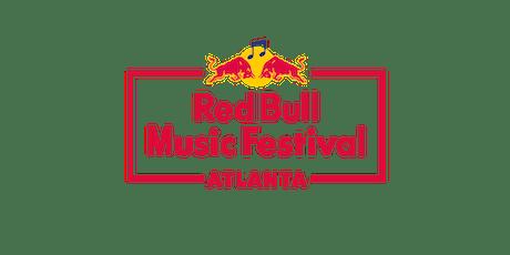 Red Bull Music Festival Atlanta tickets