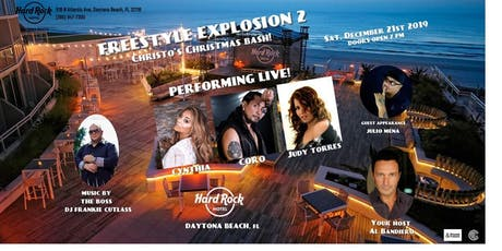 Freestyle Explosion 2 - Christmas Bash tickets