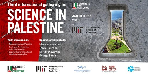 Third International Meeting for Science in Palestine