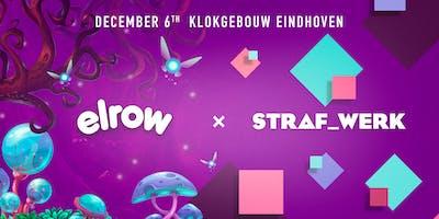 elrow X STRAF_WERK
