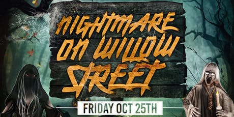 Nightmare on Willow Street tickets