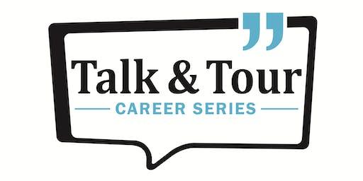 2019-2020 Talk & Tour Career Series - Careers in Health Care(Public Health)