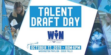 Talent Draft Day tickets