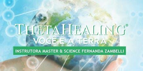 Curso ThetaHealing® Você e a Terra - Campinas ingressos