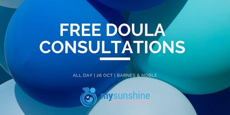 Day of Free Doula Consults tickets