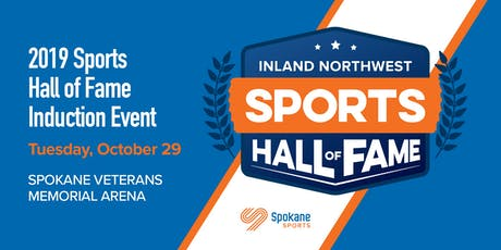 2019 Inland Northwest Sports Hall of Fame Induction & Reception tickets