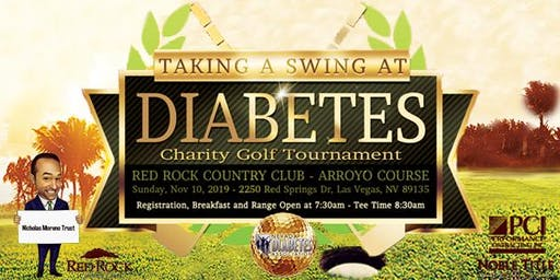 Taking A Swing At Diabetes Charity Golf Tournament