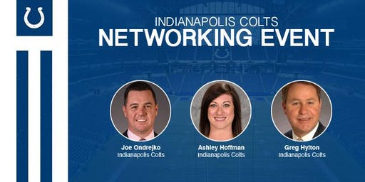 Indianapolis Colts Teammate Networking Event