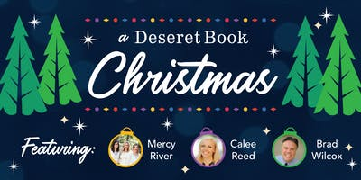 A Deseret Book Christmas- LOGAN, UT